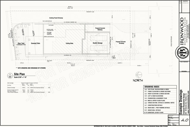 Ironwood-Example-Plans-SITE-PLAN-A0